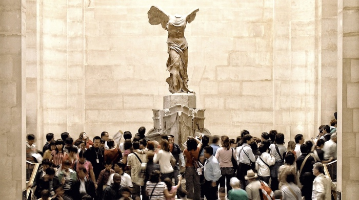 Winged Victory | Louvre works