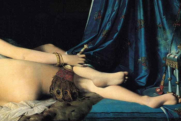 grande odalisca Ingres
