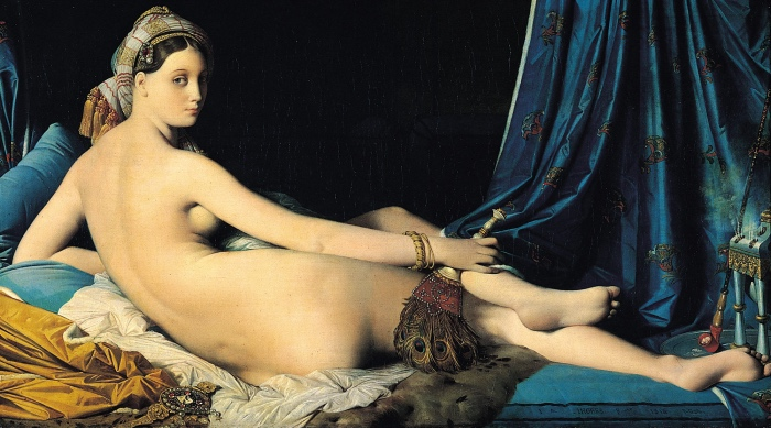 Grande odalisque meaning