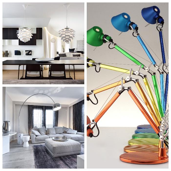 Lampade di design quelle che hanno fatto storia e che sono ancora attuali - Lampade di design famose ...