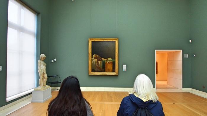 Museo Belle Arti Bruxelles | David