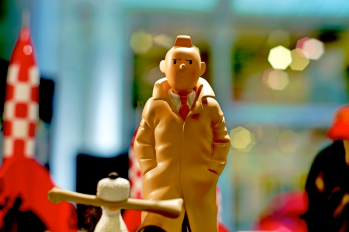 Tintin | Museo Fumetto