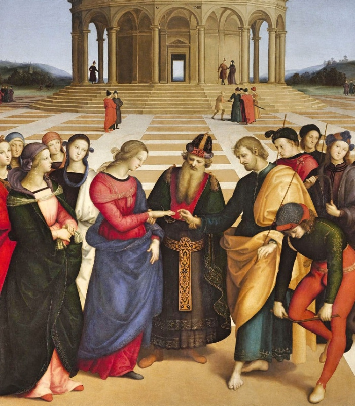 Raphael | Marriage of the Virgin