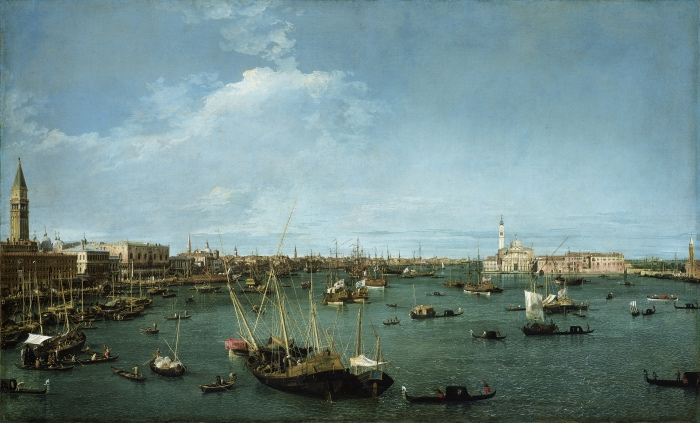 Canaletto | St. Mark's Basin,