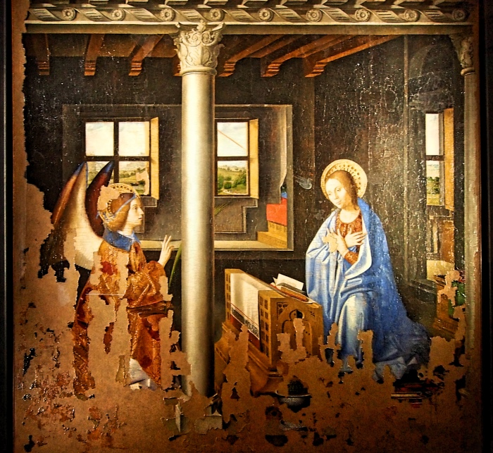 Antonello da Messina | Annunciation