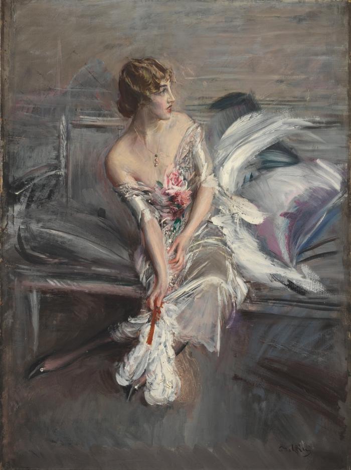 Giovanni Boldini | Gladys Deacon