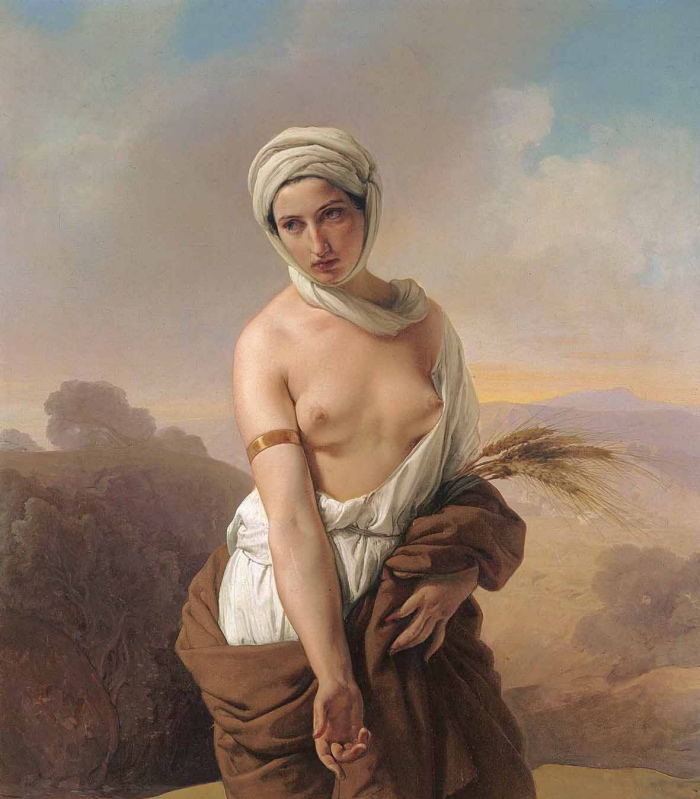Francesco Hayez | Ruth