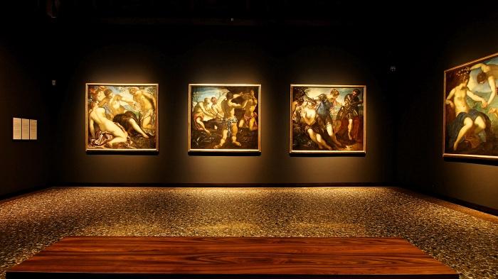 Tintoretto opere