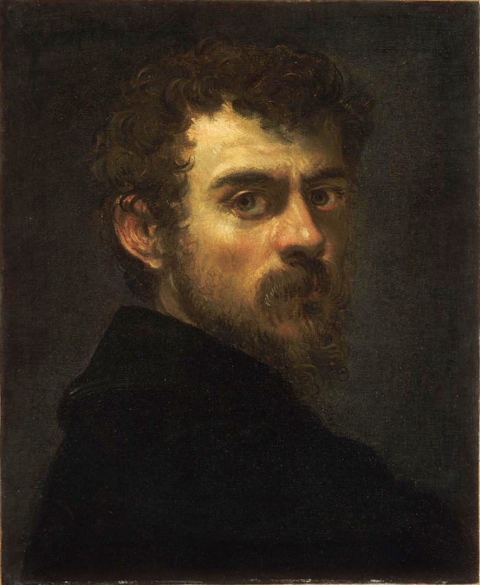 Tintoretto | autoritratto