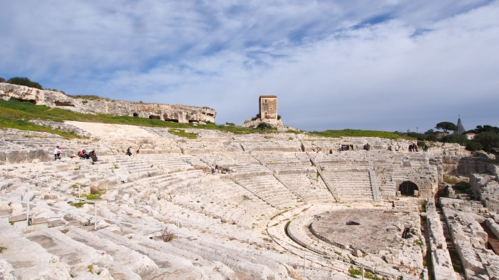 Ancient Theatre of Syracuse