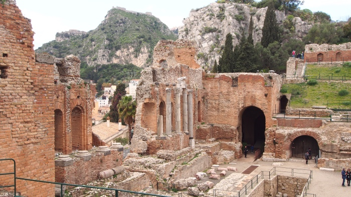 Theatre of Taormina