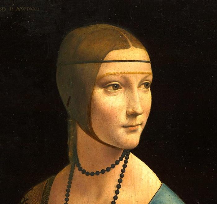 Leonardo da Vinci | Cecilia Gallerani