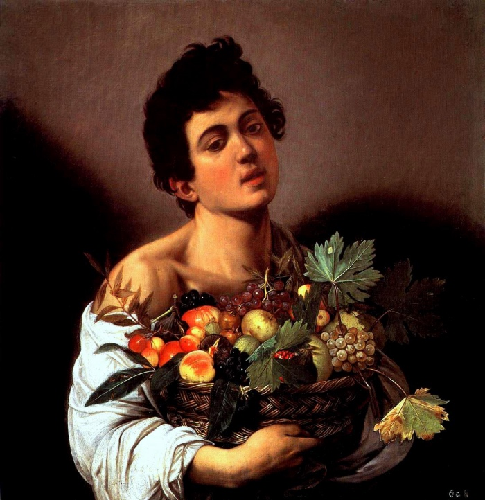 Caravaggio | Basket of Fruit