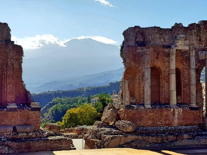 Teatro Antico Taormina | Etna