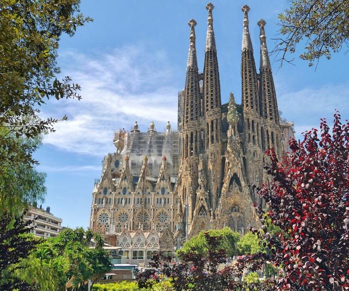 sagrada familia | Barcelona