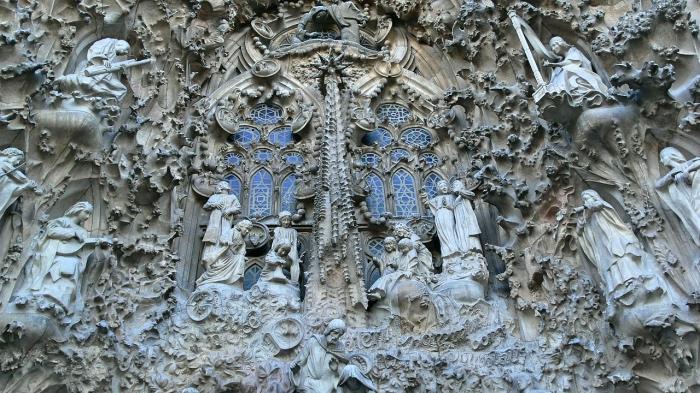 Sagrada Familia | Dettagli