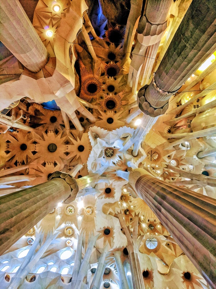 Sagrada Familia | Interno