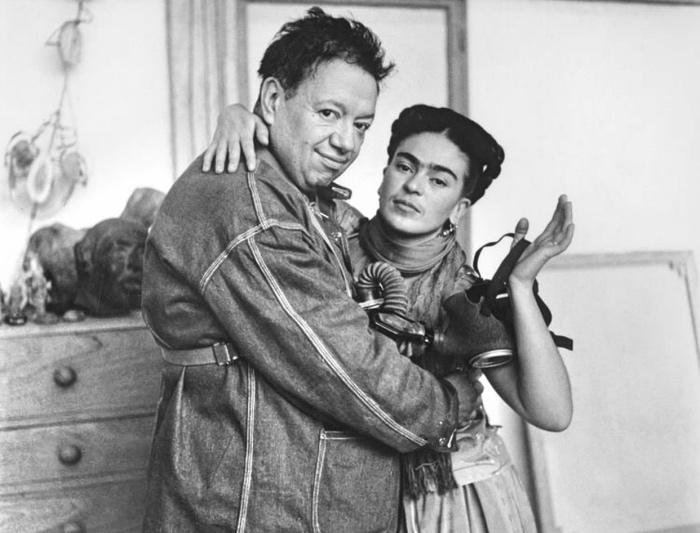 Frida Kahlo | Diego Rivera