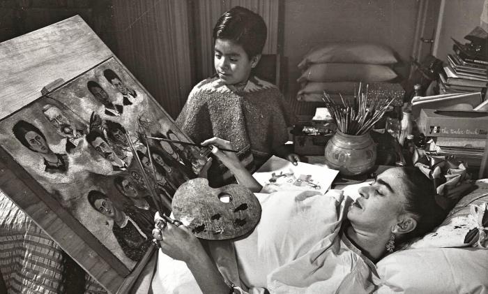Frida Kahlo | dipinto
