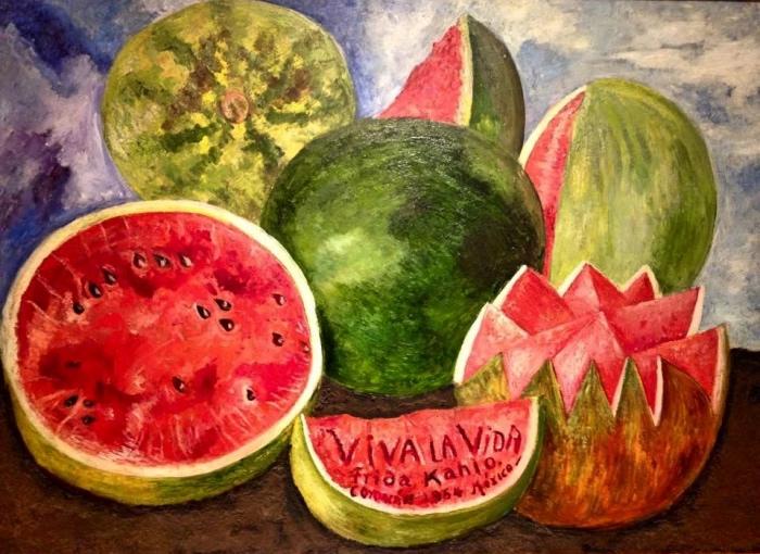 Viva la Vida | Frida Kahlo