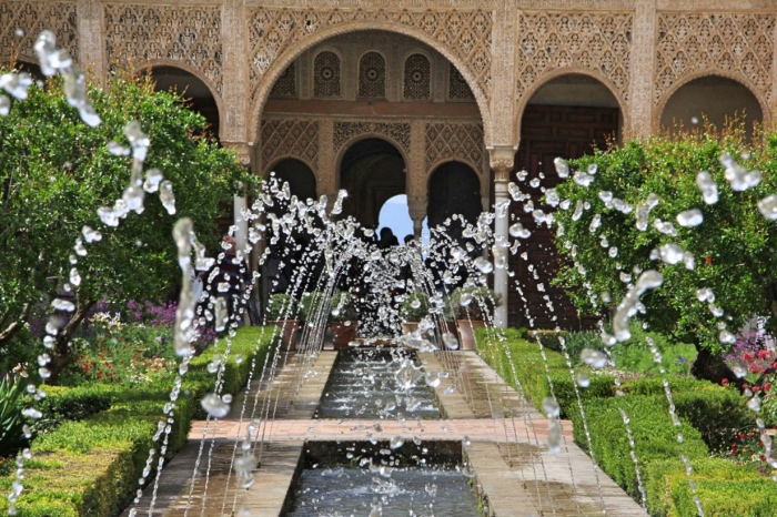 Alhambra | Giardini