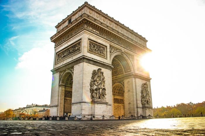Arco di Trionfo | Champs-Élysées