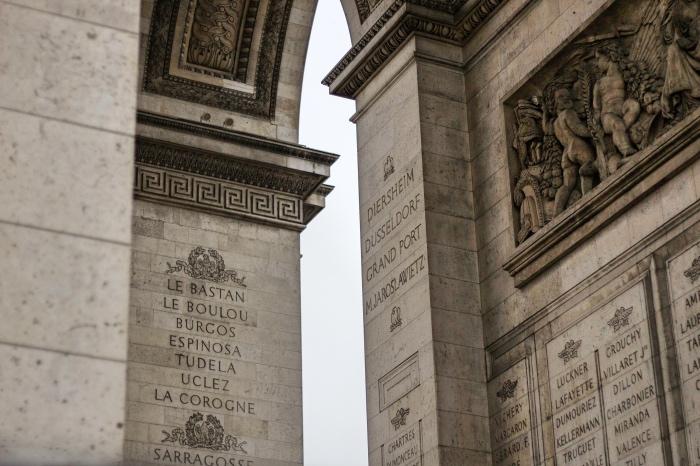 Arco di Trionfo | monumenti Parigi