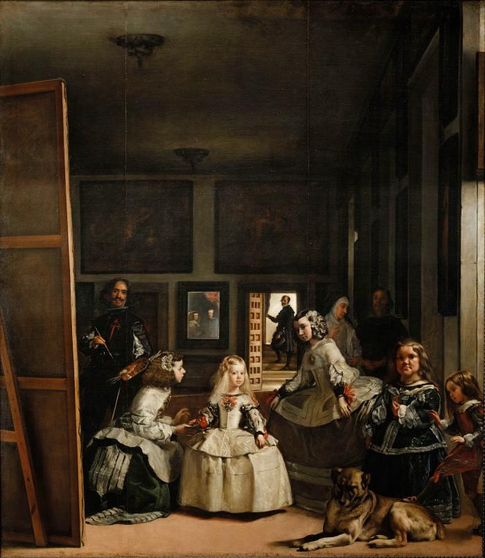 Las Meninas | Diego Velázquez
