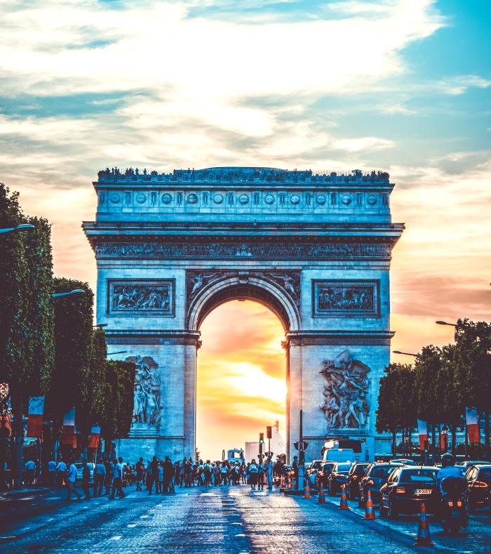 Arco di Trionfo Parigi