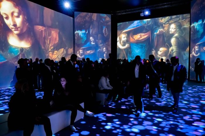 mostre Treviso | da Vinci Experience