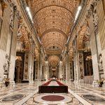 Basilica San Pietro | opere San Pietro