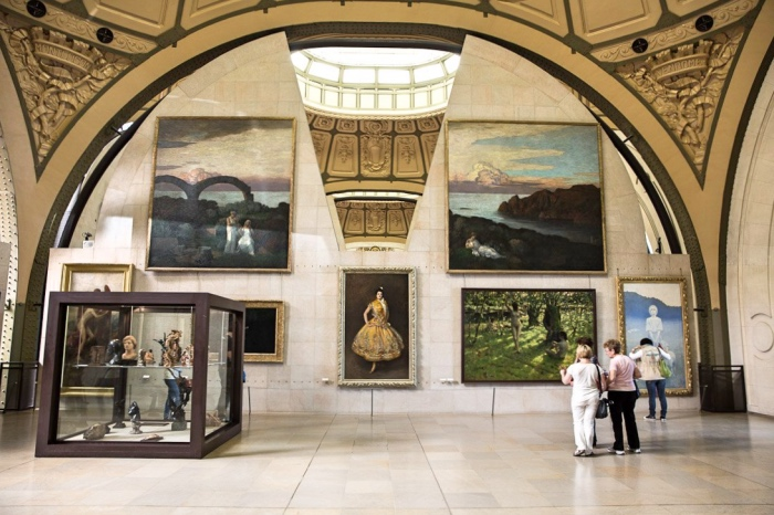 capolavori musee d'orsay