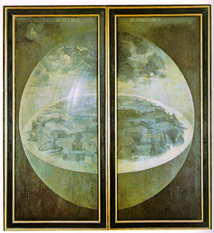 Triptych of The Garden of Earthly Delights