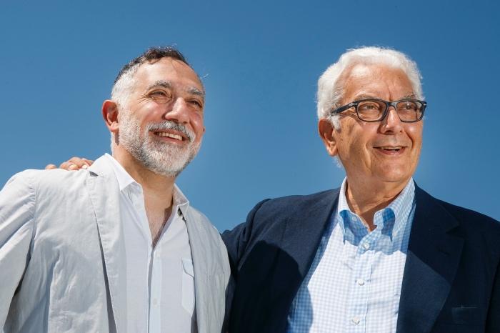 Hashim Sarkis | Paolo Baratta