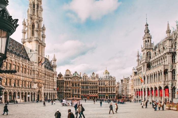 Bruxelles | piazza