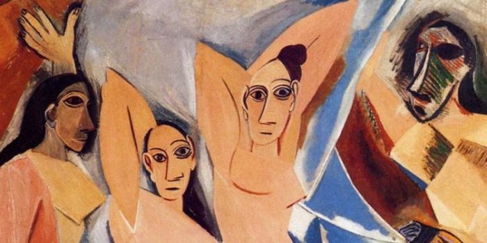 Picasso | Les demoiselles d'Avignon