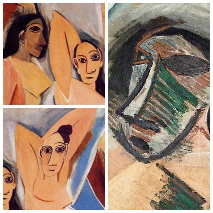 Les demoiselles d'Avignon | dettagli