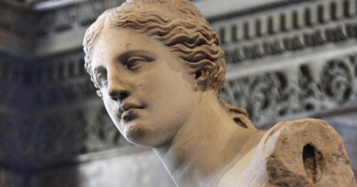 Venere di Milo | testa