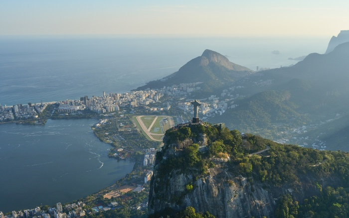 Christ the Redeemer | monuments in Rio de Janeiro