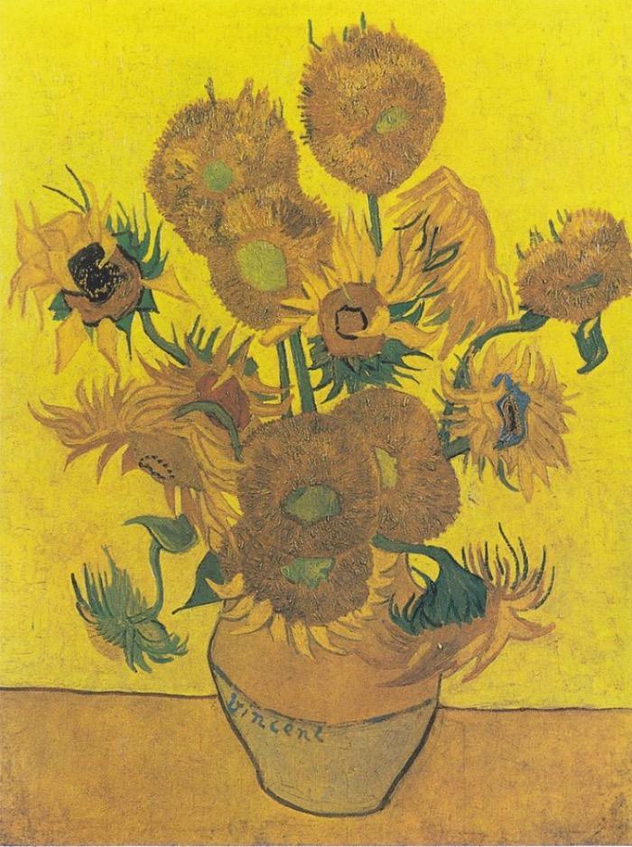 van Gogh | Girasoli