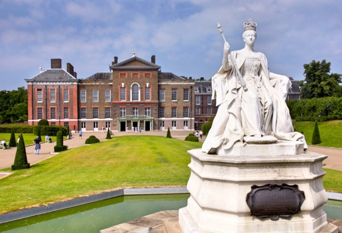 Kensington Palace | Londra in one day