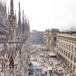 Milano dal Duomo