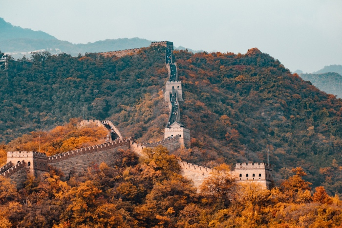 Great Wall | monuments in China