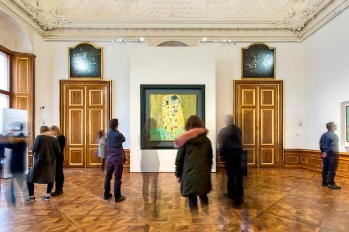 Belvedere Vienna opere