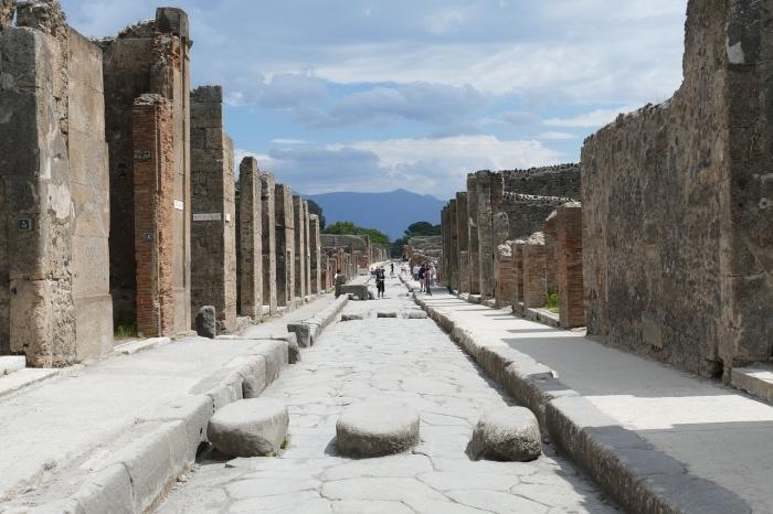 Pompei | strade