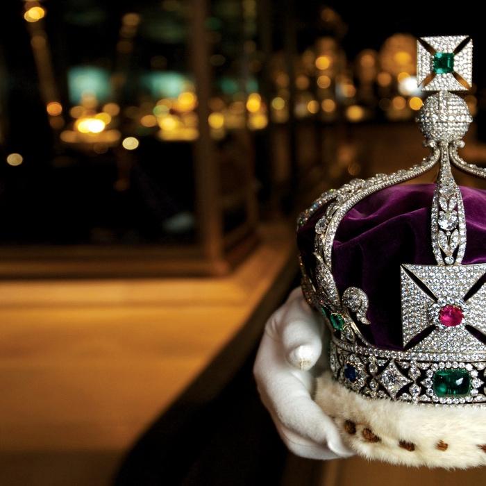 Torre di Londra | gioielli della Corona