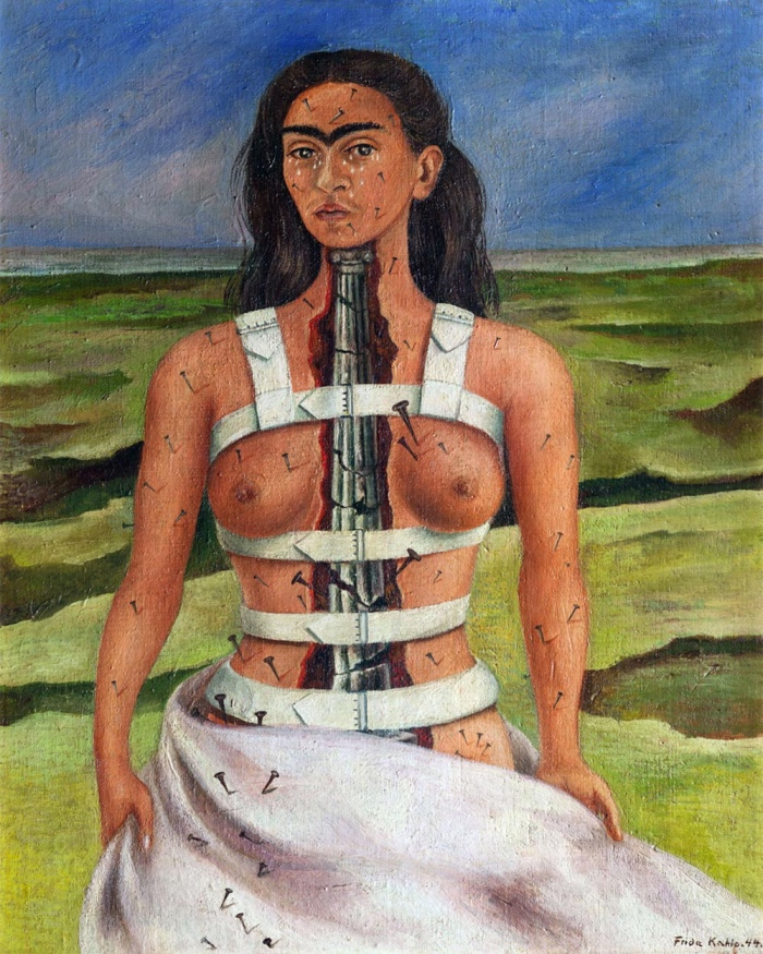 Frida Kahlo | The Broken Column