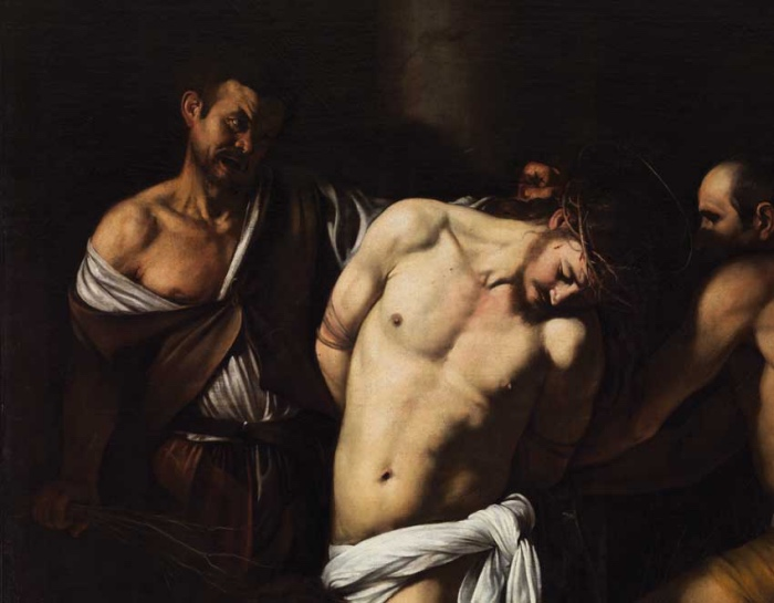Caravaggio | Flagellation of Christ