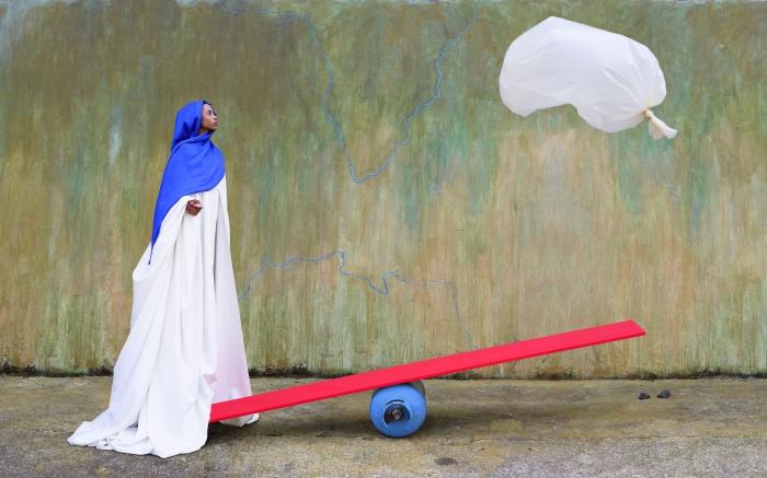 Maimouna Guerresi | Red Balance