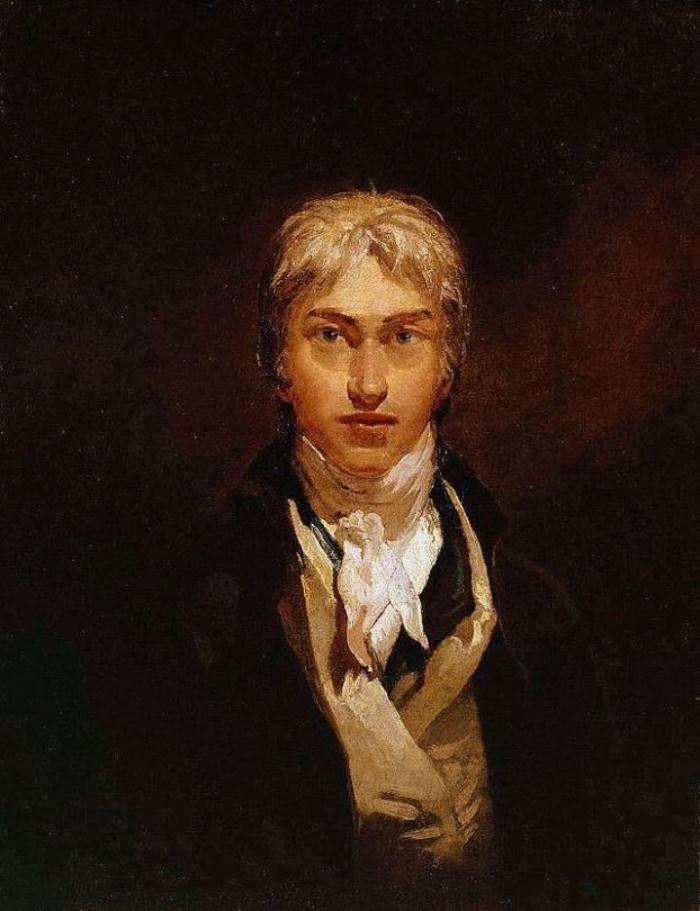 William Turner   autoritratto